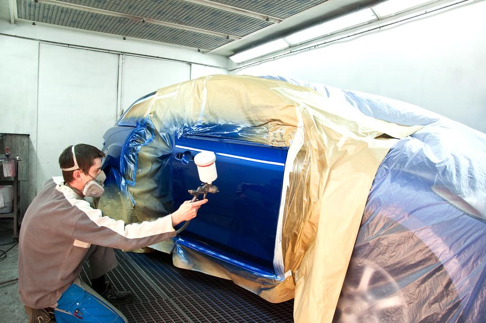 Как проверить качество кузовного ремонта и покраски на СТО